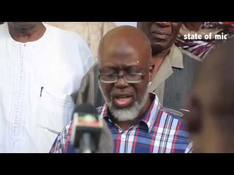 Gambia Bar Association rejects Yahya Statement Annulling December 1 Election