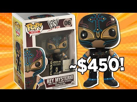 10 Rarest Wrestling Funko POP Figures (And How Much They're Worth)