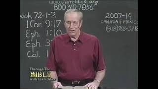 Les Feldick; Why We Stand On a Pre Tribulation Rapture #2