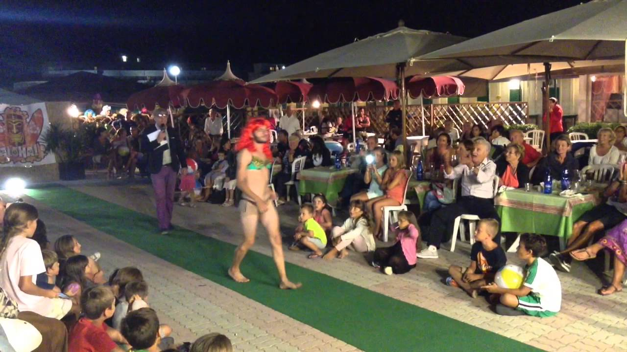 bagno vittoria tirrenia miss hawaiian drag queen 2014