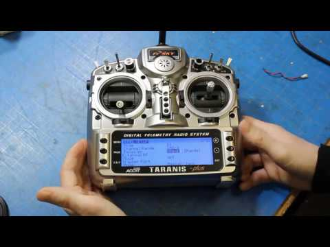How to Bind Your Taranis X9D to Your Mighty Whoop