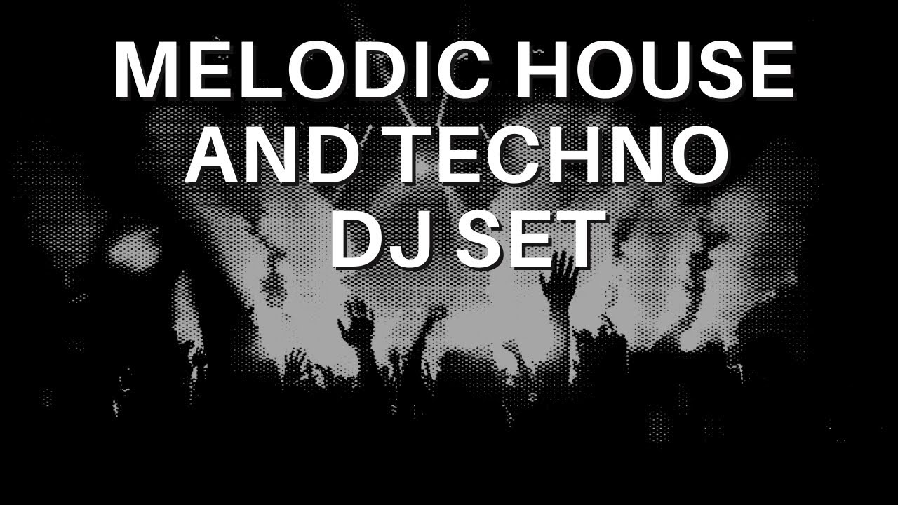 Melodic House and Techno DJ Set Image