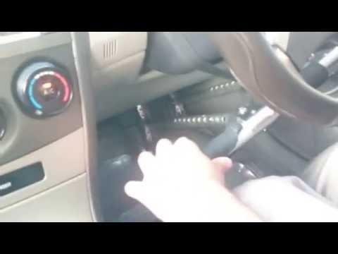 sure grip hand control installation manual