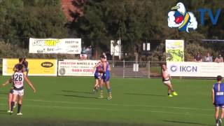 Round 2 Highlights vs Northern Blues