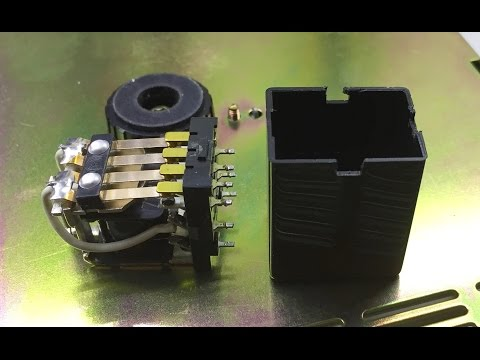 Amplifier Signal/Speaker Relay Cleaning
