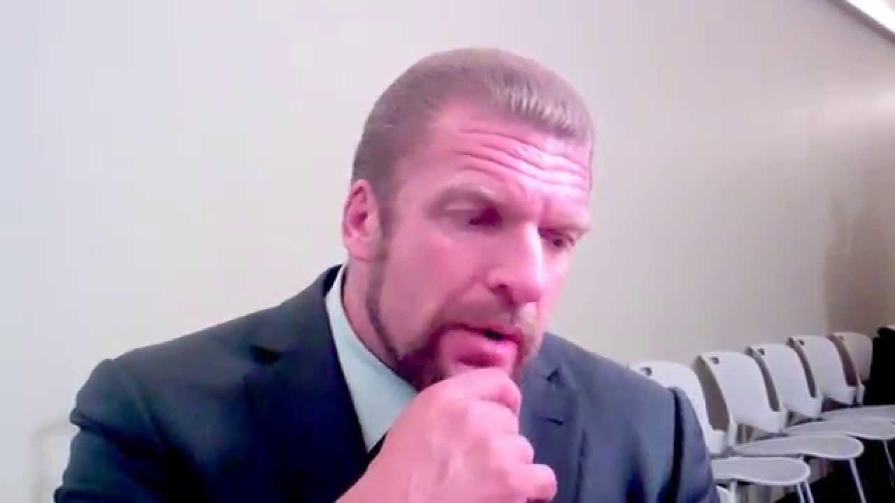 WWE Triple H 2012 Part 1 YouTube
