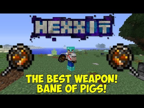 HEXXIT - The Best Weapon In The Game! - BANE OF PIGS - 1 Million+ Damage!