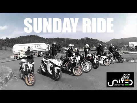 SUPERBIKES IN NASIK ON FOR SUNDAY RIDE | RIDING WITH UNITED 15ERS