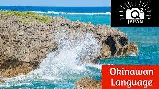 Okinawa Language and Identity: Q2 Japan
