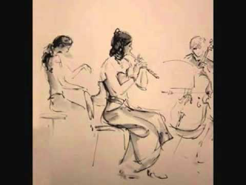 Oliver Benic - Poem for Flute, Violoncello and Piano