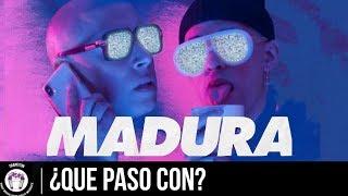 ¿Que Paso Con? Madura - Cosculluela & Bad Bunny | 4 de Abril 🗓