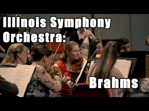 Illinois Symphony Orchestra: Brahms
