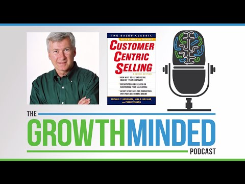 """TGMP Episode #002: """"CustomerCentric Selling"""" with John Holland"""