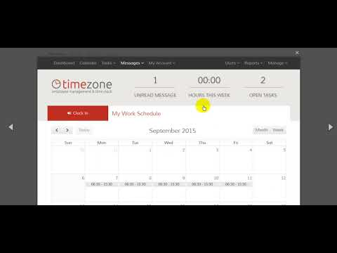 Free Download TimeZone Employee Management & Time Clock