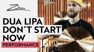 Dua Lipa - Don't Start Now w/ Impulz Set | Drum Cover | Zultan Cymbals