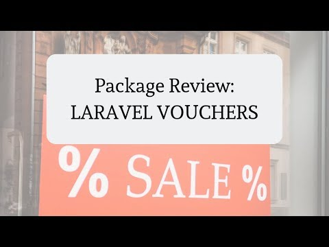 Laravel Vouchers Package: Add Discounts to Your App
