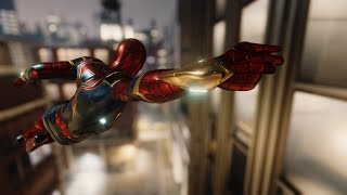 Marvel's Spider-Man: New Game Plus Ultimate Mode! Update 1.08