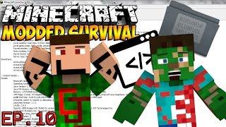 """""""CRASH"""" Jack Pack Modded Survival Ep. 10"""