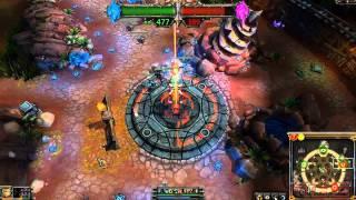 League of Legends: Dominion - Геймплей