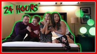 24 HOURS ON THE HAUNTED QUEEN MARY SHIP | EPISODE 2 | We Are The Davises