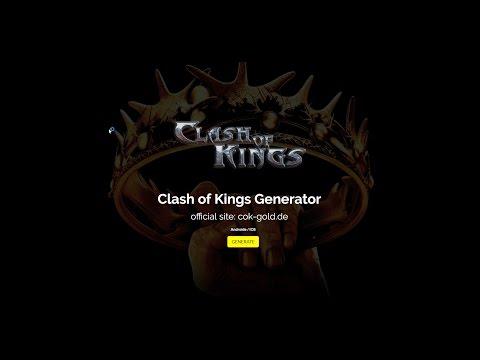 Kostenlos Clash of Kings Hack / Cheat ( Deutsch German ) 2017 [HD]