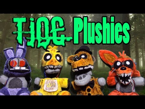 The Joy Of Creation Plushies!!! (Ft. Neon Plush Productions)