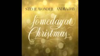 Stevie Wonder & Andra Day - Someday At Christmas ***NEW 2015***