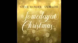 Stevie Wonder & Andra Day - Someday At Christmas ***NEW 2015***