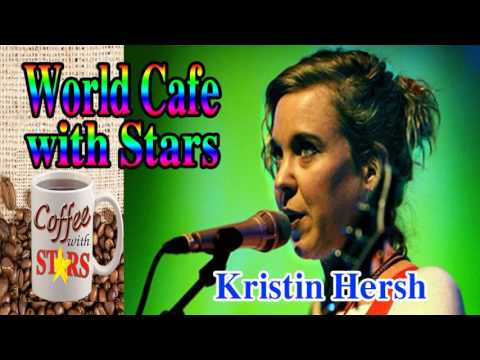 World Cafe With Star -  Kristin Hersh - Studio Sessions - Famous Singer