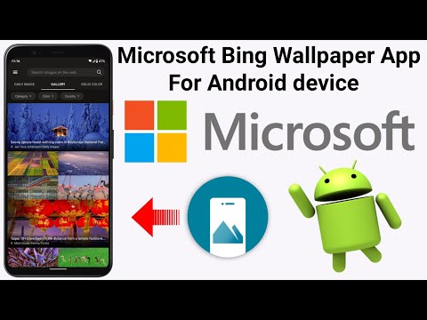 Microsoft Release New Bing Wallpaper Apps For Android Device   Bing Wallpaper Apk