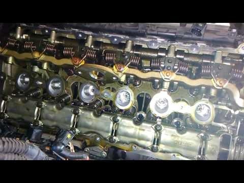 BMW remove broken Valve cover studs, bolts