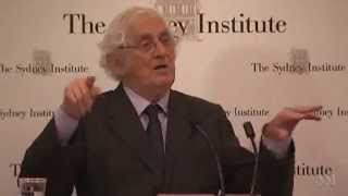 Professor Geoffrey Blainey talks about Chrisianity and Atheism in the West.