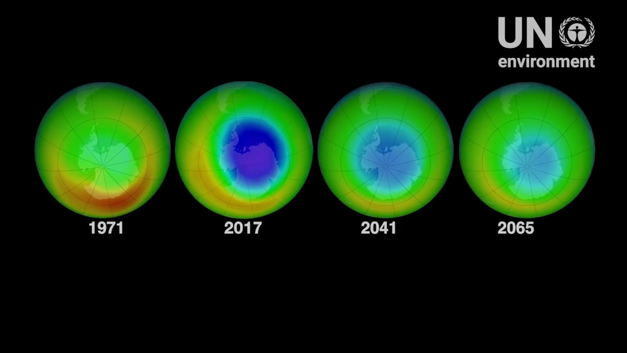 Ozone on track to heal completely in our lifetime, UN environment agency  declares on World Day. | | UN News