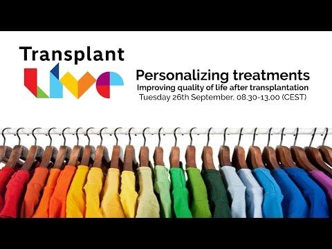 Personalizing Treatments - Improving quality of life after transplantation