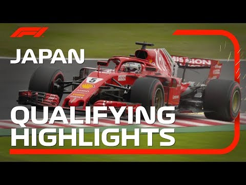 2018 Japanese Grand Prix: Qualifying Highlights