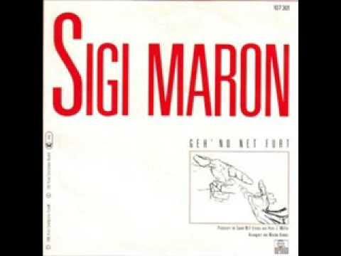 Sigi Maron - Geh no net furt.wmv