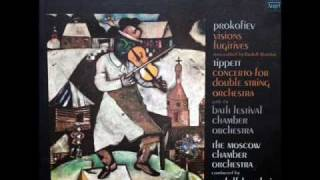 Prokofiev: Visions Fugutives, Op. 22 - Ridicolosamente (10) - Orchestrated by Rudolf Barshai, 1963