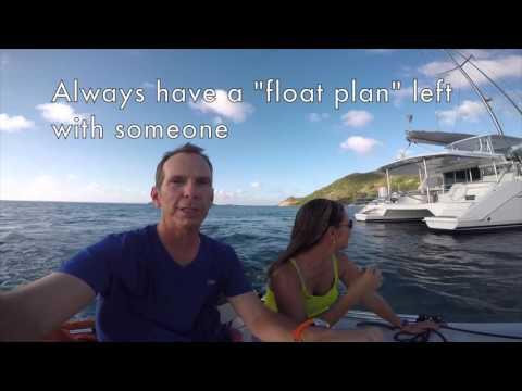 Episode 12  BVI to St  Martin take 2 Leopard Catamarans 48