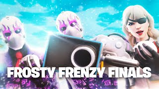 67 minutes of Frosty Frenzy finals (2nd place)