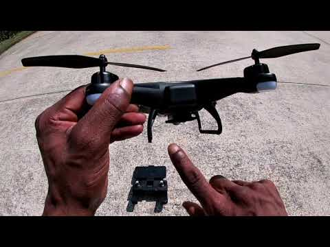 Holy Stone HS110G GPS Drone with 110° Wide Angle 1080p Camera - Flight Review