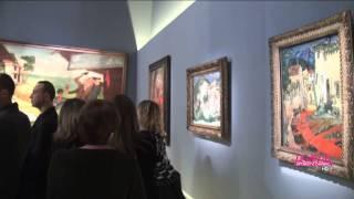 Шагал, Сутин и Фрейд. Пушкинский музей.