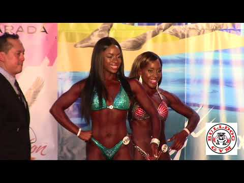 2018 NPC Miami Beach Classic Figure Novice Overall