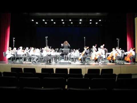 Midvale Middle School Festival 2017 Divertimento no. 12 by W.A. Mozart