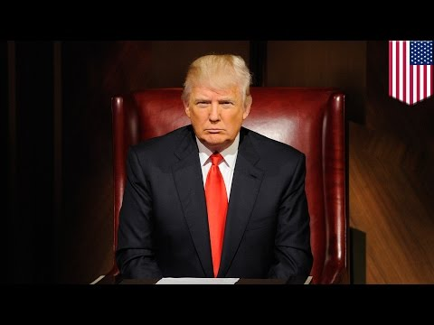President Trump Celebrity Apprentice: Donald to retain executive producer credit as POTUS