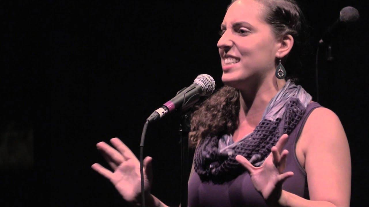 2014 National Poetry Slam Semi-Finals Sweet's Ballroom