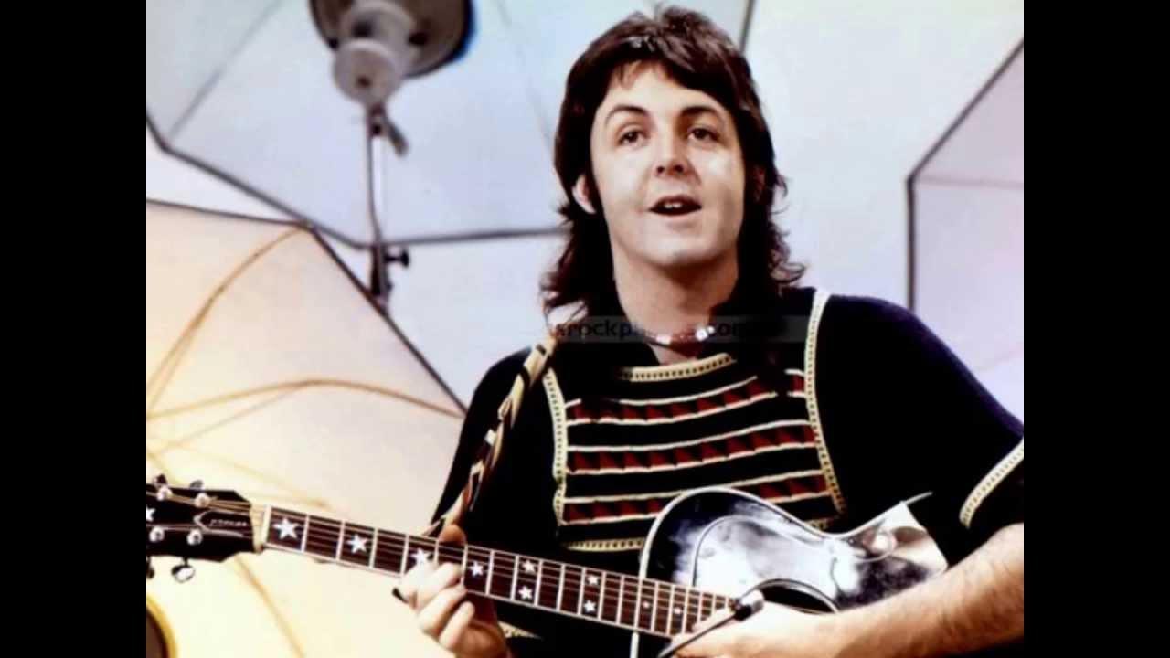 Paul McCartney/wings Little Lamb Dragonfly