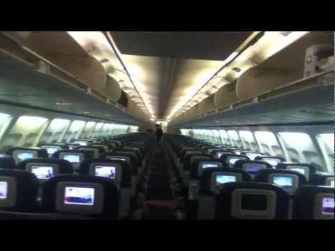 Delta Boeing 757-200 X Cabin Walkaround and Onboard Amenities