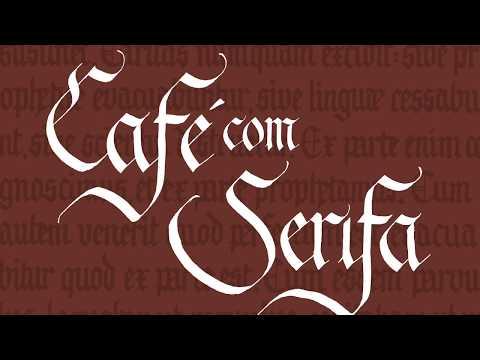Café com Serifa · 6ª edição