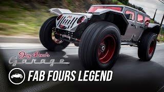 Fab Fours Legend - Jay Leno