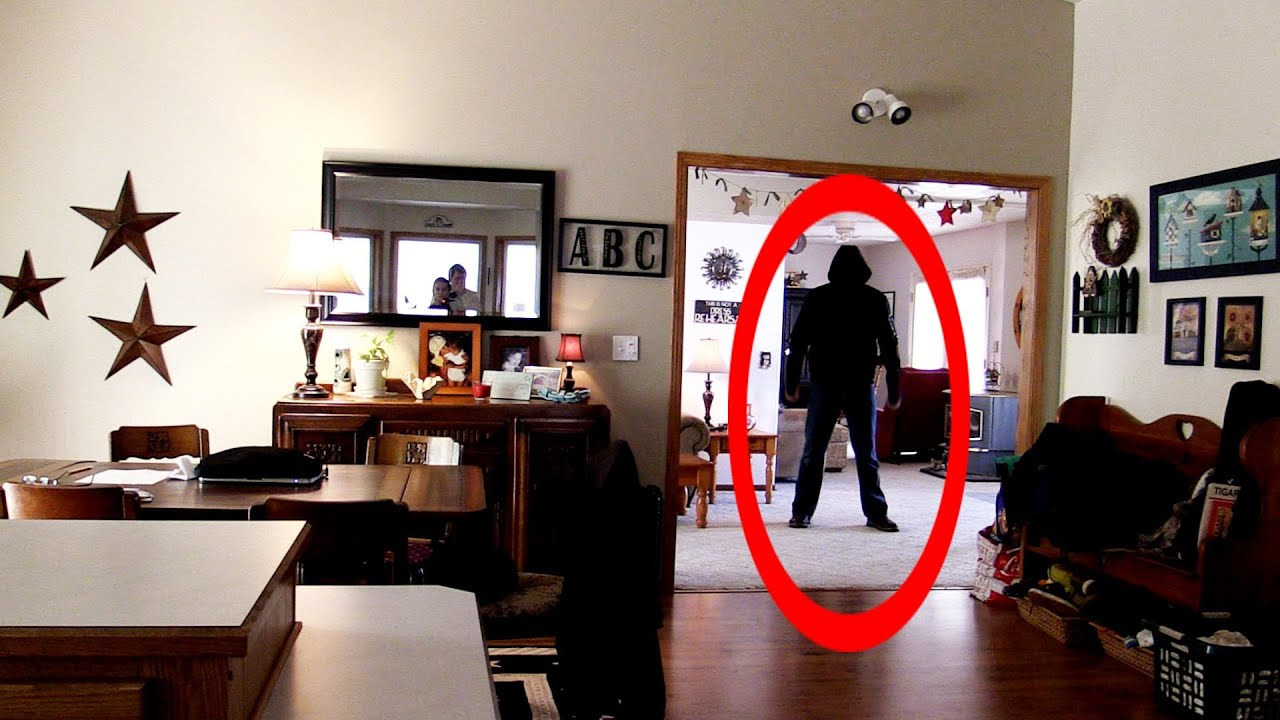 Ghost Man In My House!   Season 10 Episode 73   YouTube Part 64
